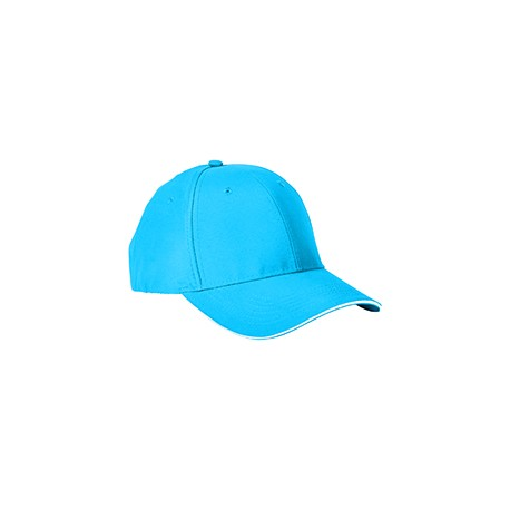 PE102 Adams PE102 Performer Cap BIMINI BLUE/WHT