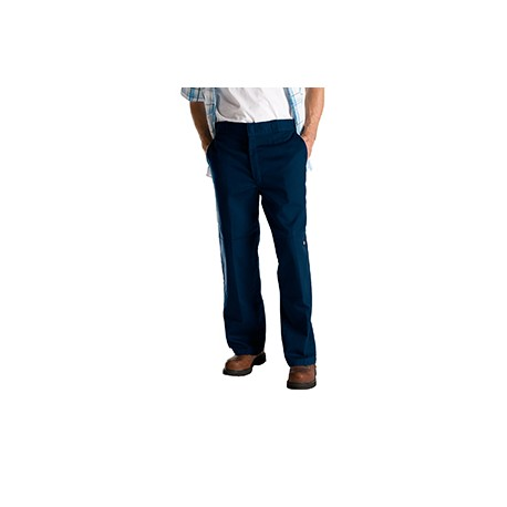 85283 Dickies 85283 8.5 oz. Loose Fit Double Knee Work Pant DK NAVY 34
