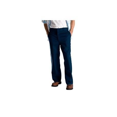 85283 Dickies 85283 8.5 oz. Loose Fit Double Knee Work Pant DK NAVY 38