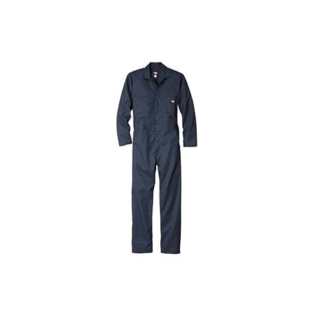 48611 Dickies 48611 Men's 7.5 oz. Coverall DK NAVY XL