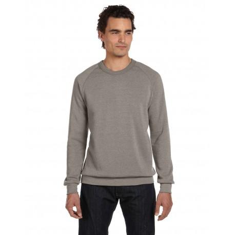 AA9575 Alternative AA9575 Unisex Champ Eco-Fleece Solid Sweatshirt ECO GREY