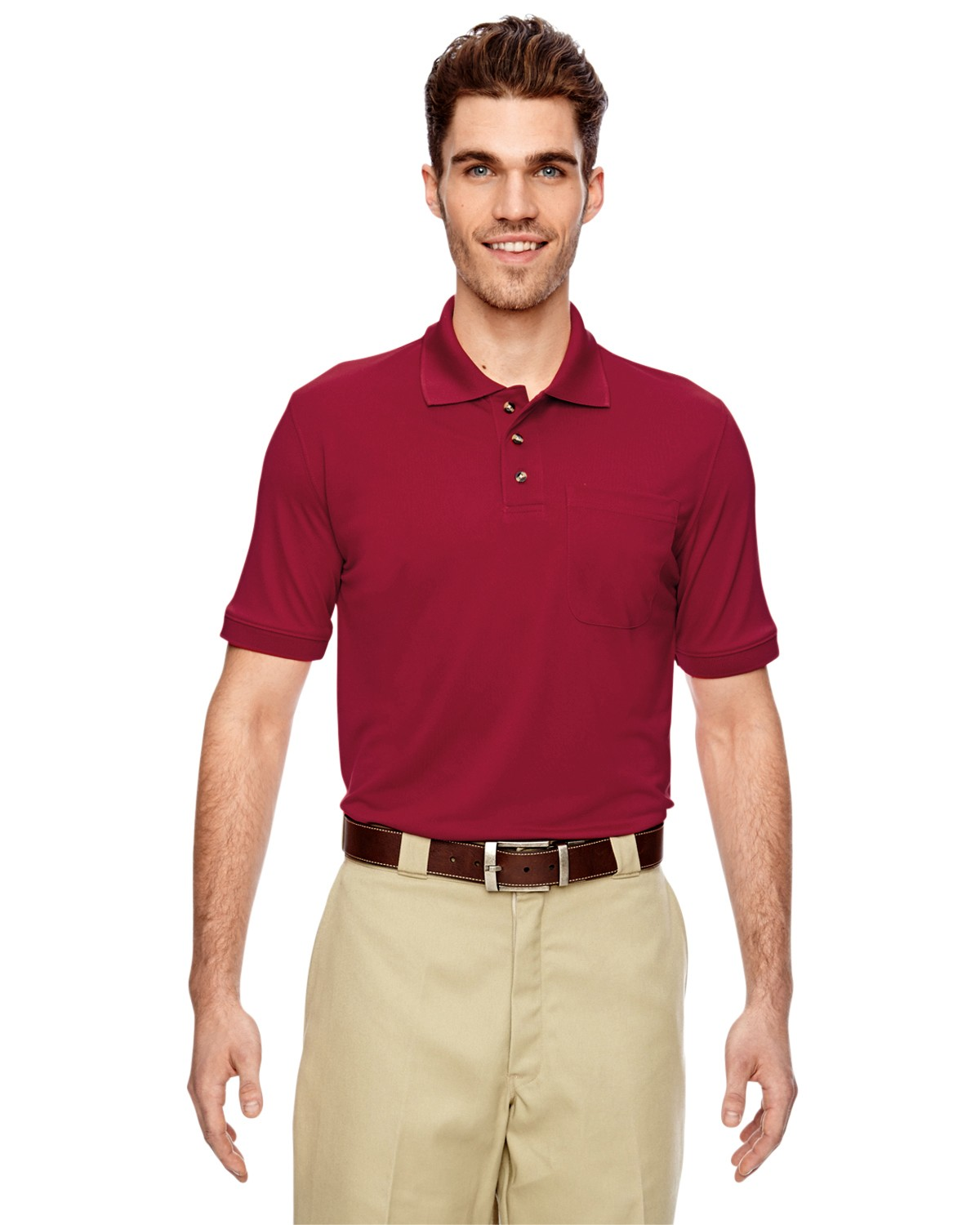 LS404 Dickies ENGLISH RED