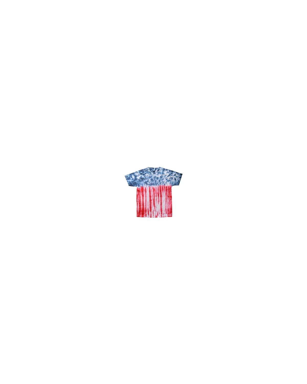 CD100Y Tie-Dye FLAG