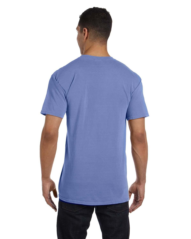 6030CC Comfort Colors FLO BLUE