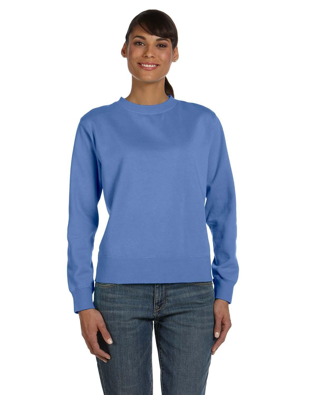 C1596 Comfort Colors FLO BLUE