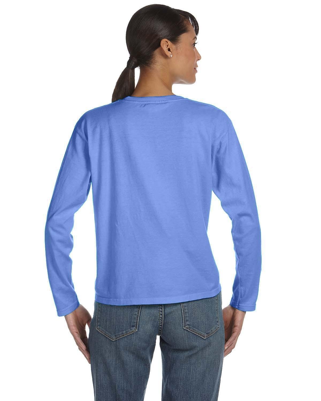 C3014 Comfort Colors FLO BLUE