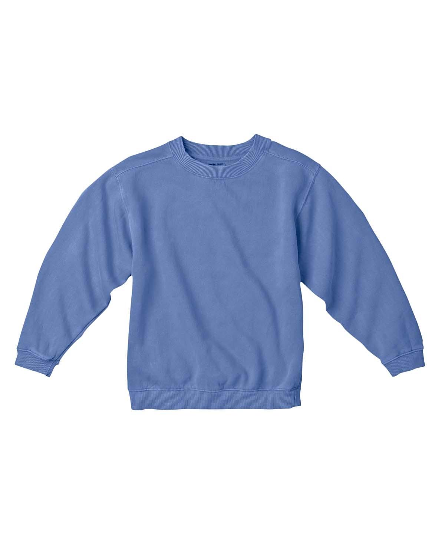 C9755 Comfort Colors Drop Ship FLO BLUE