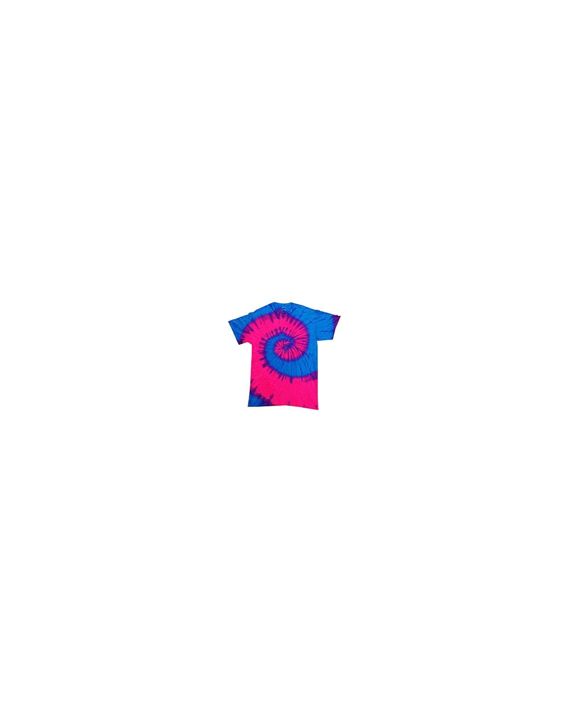 CD100Y Tie-Dye FLO BLUE/PINK