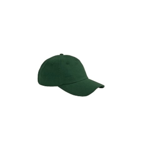 BX008 Big Accessories BX008 5-Panel Brushed Twill Unstructured Cap FOREST