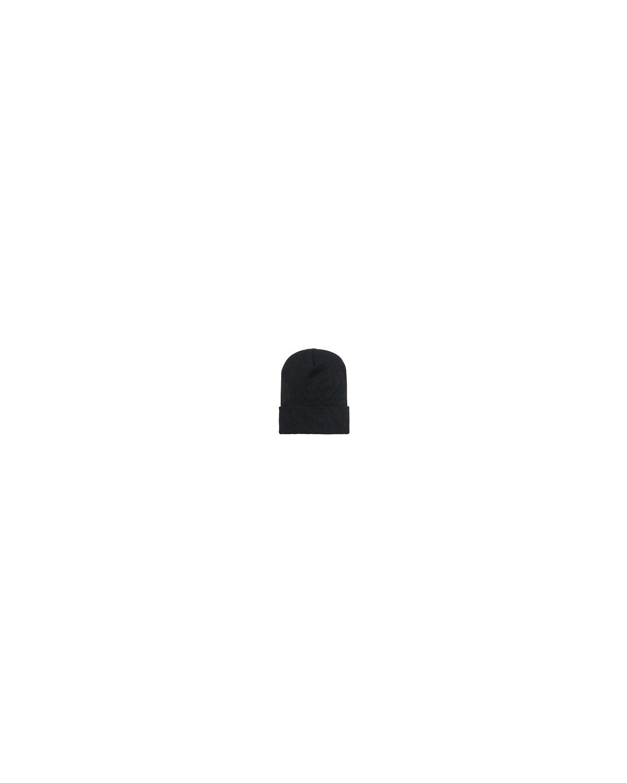 1501 Yupoong BLACK