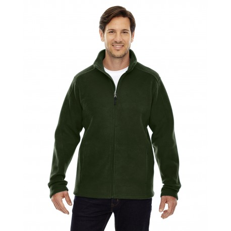 88190 Core 365 88190 Men's Journey Fleece Jacket FOREST 630