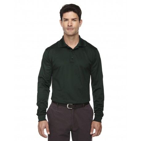 85111 Extreme 85111 Men's Eperformance Snag Protection Long-Sleeve Polo FOREST 630