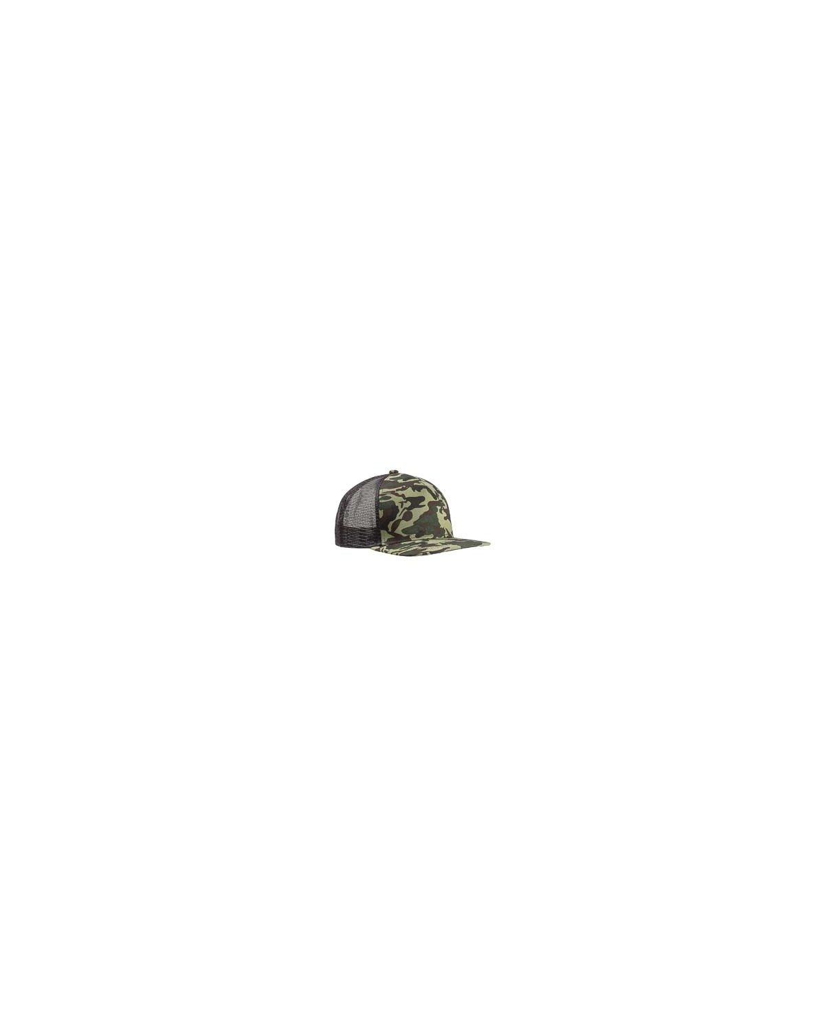 BX025 Big Accessories FOREST CAMO/BLK
