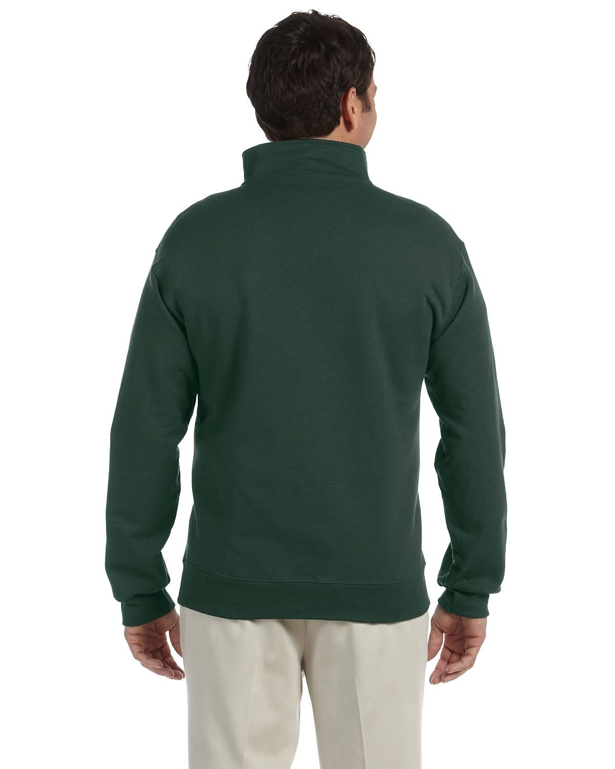 4528 Jerzees FOREST GREEN