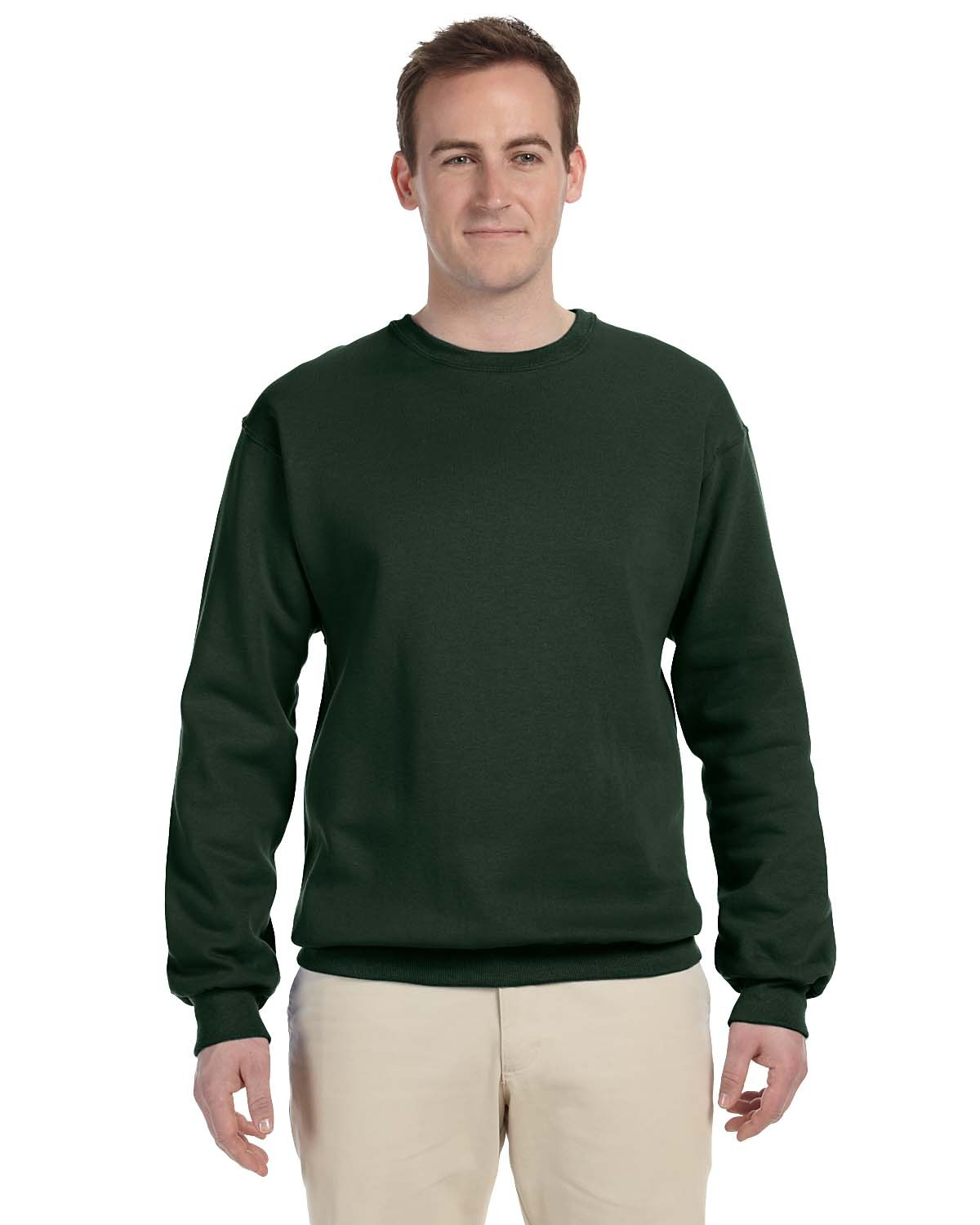 82300 Fruit of the Loom FOREST GREEN