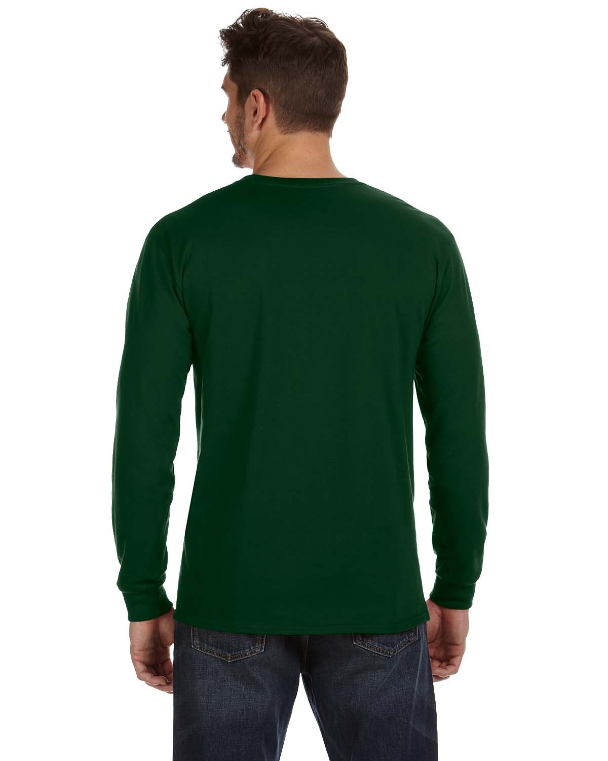 784AN Anvil FOREST GREEN