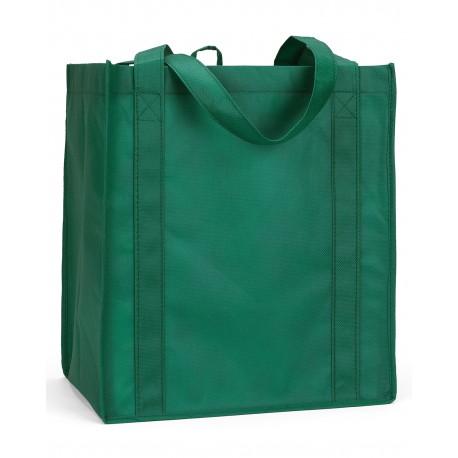 LB3000 Liberty Bags LB3000 Reusable Shopping Bag FOREST GREEN
