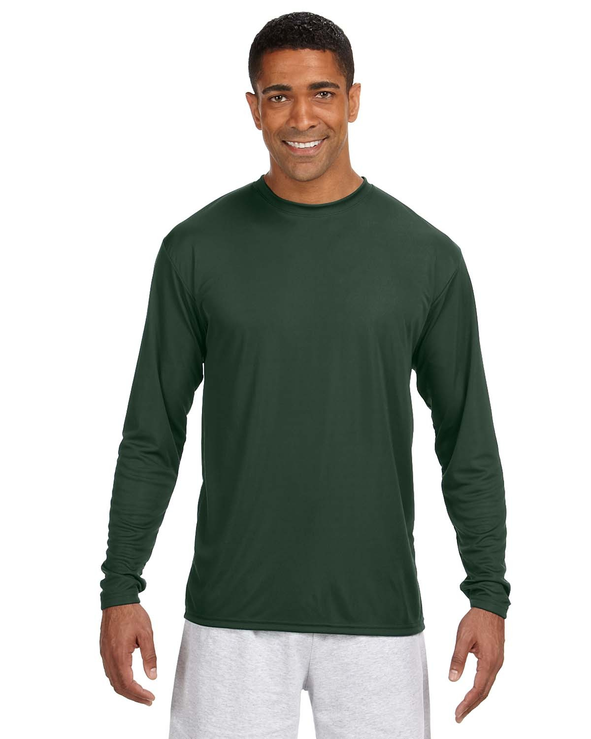 N3165 A4 FOREST GREEN