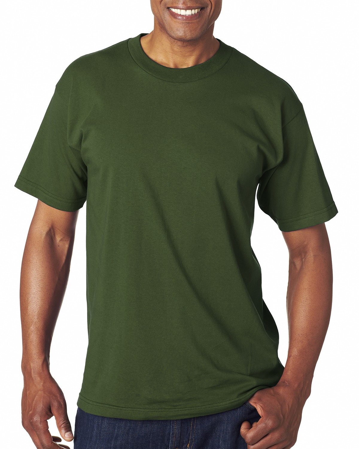 BA5100 Bayside FOREST GREEN