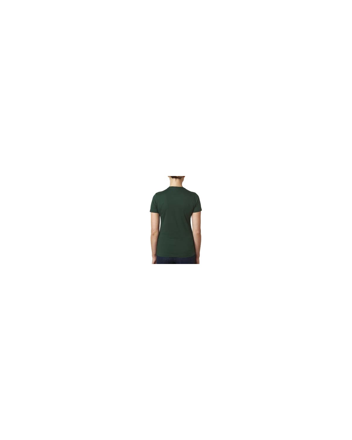 N3900 Next Level FOREST GREEN