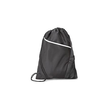 4976 Gemline 4976 Surge Sport Cinchpack BLACK