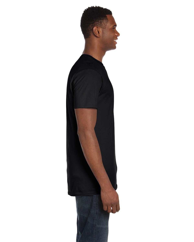 4980 Hanes BLACK