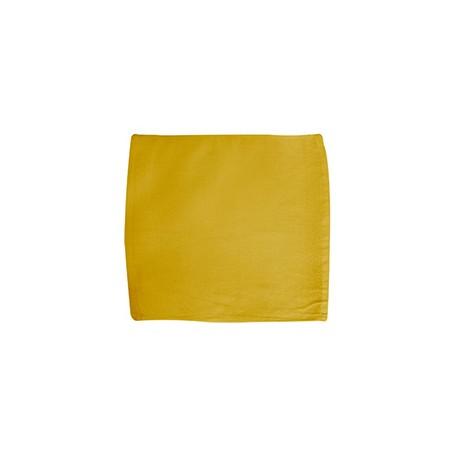 C1515 Carmel Towel Company C1515 Square Super Fan Rally Towel GOLD