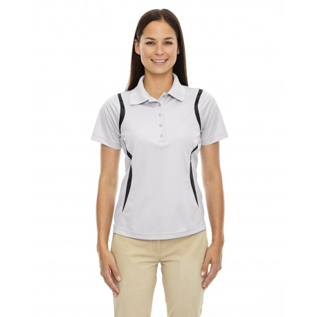 75109 Extreme 75109 Ladies' Eperformance Venture Snag Protection Polo GREY FROST 801