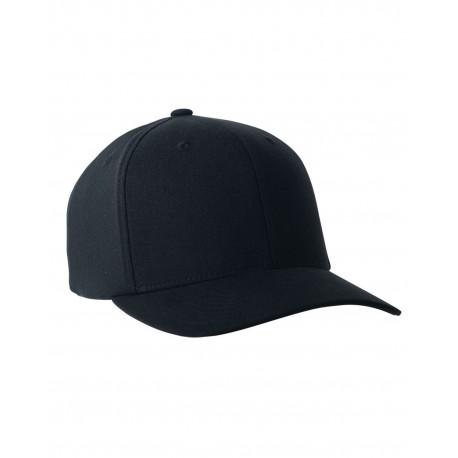 110C Flexfit 110C Adult Pro-Formance Solid Cap BLACK