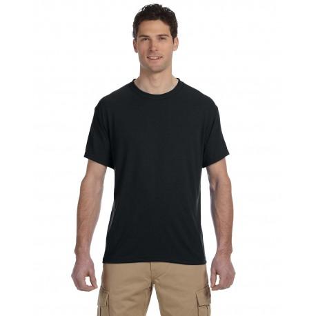 21M Jerzees 21M Adult 5.3 oz. DRI-POWER SPORT T-Shirt BLACK