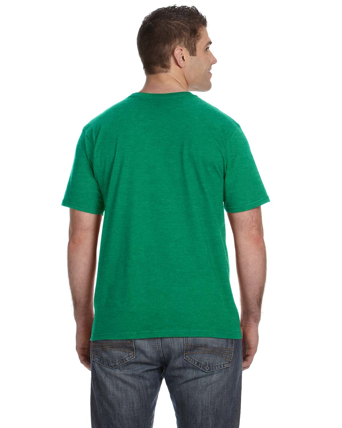 980 Anvil HEATHER GREEN