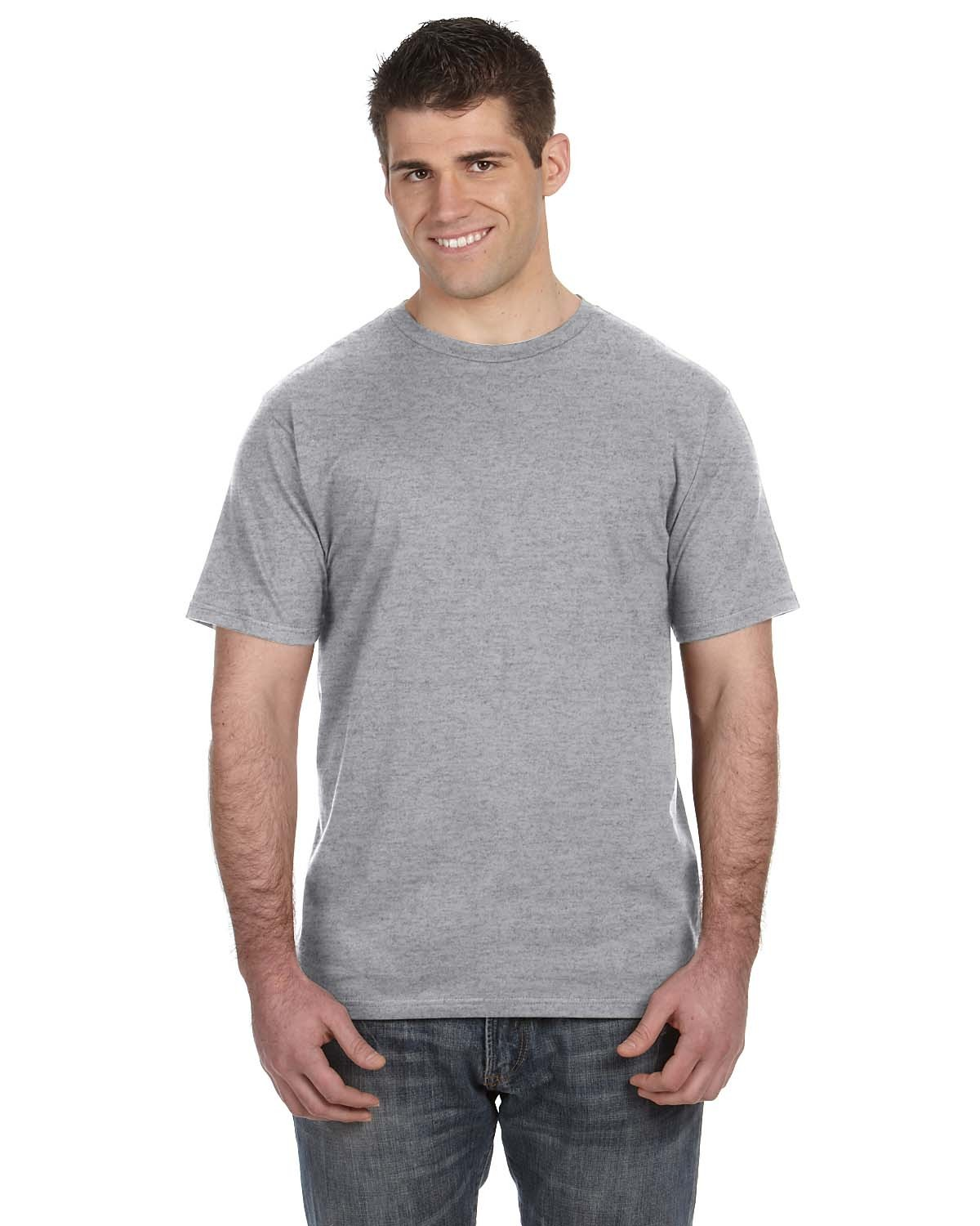 980 Anvil HEATHER GREY