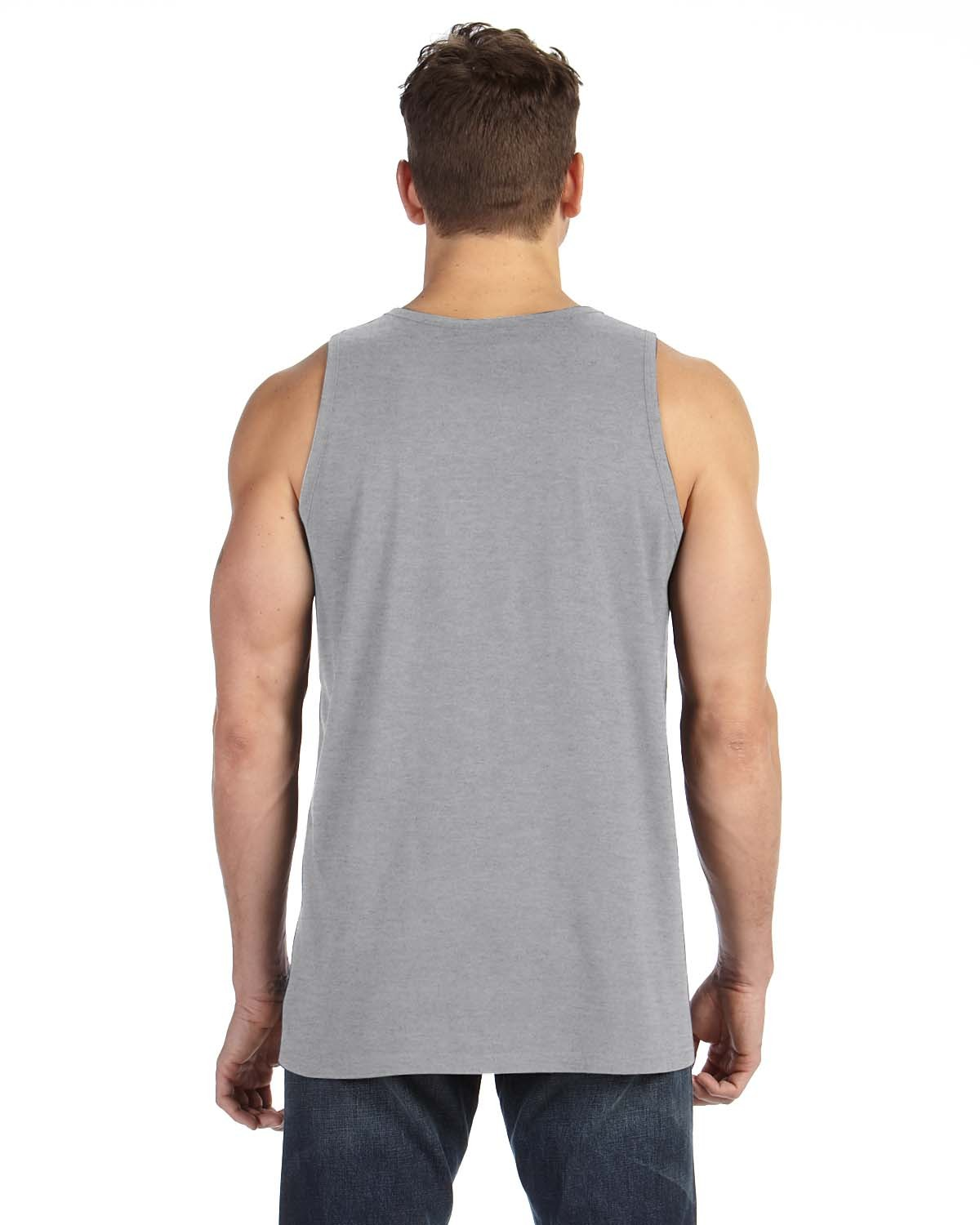 986 Anvil HEATHER GREY