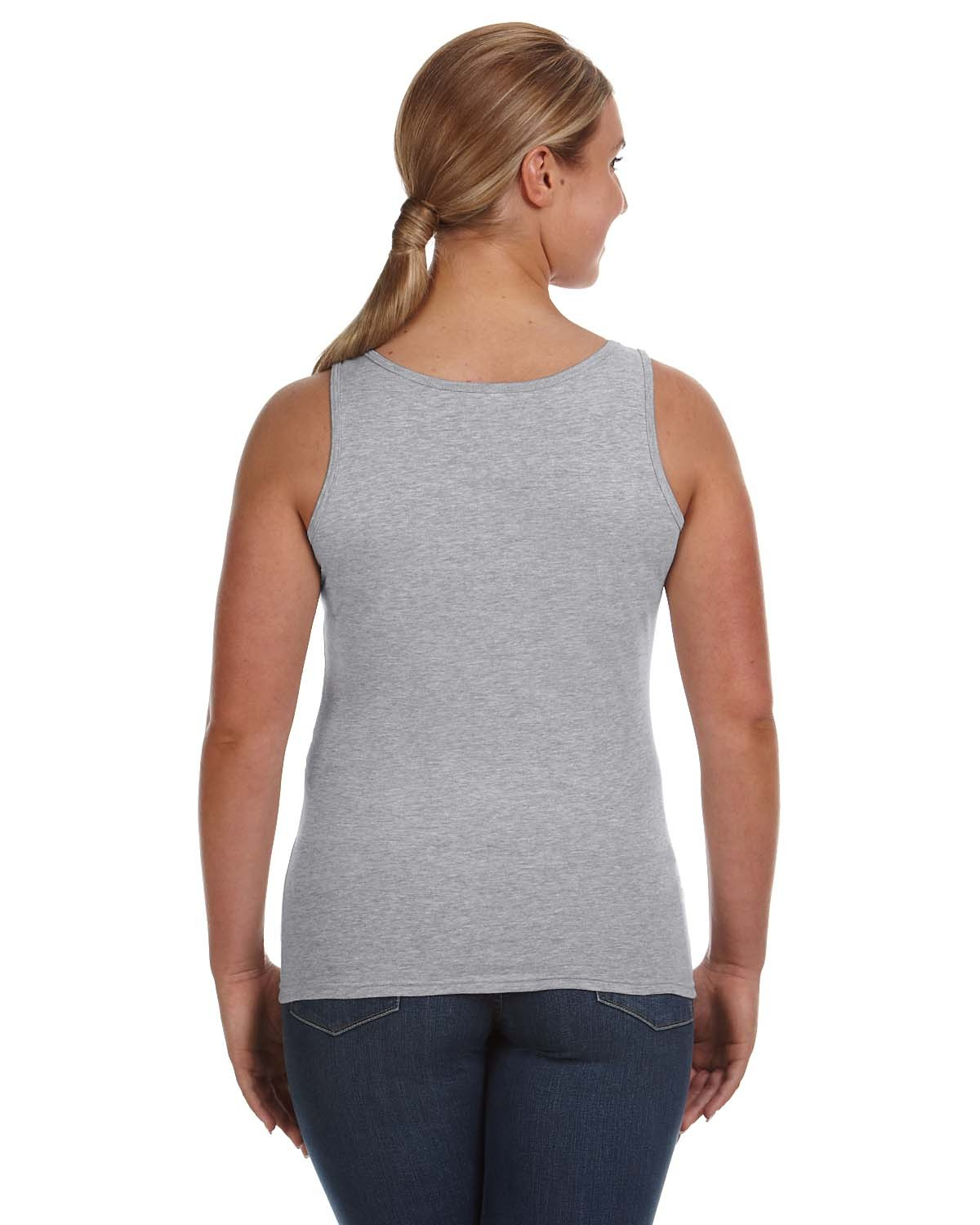 882L Anvil HEATHER GREY