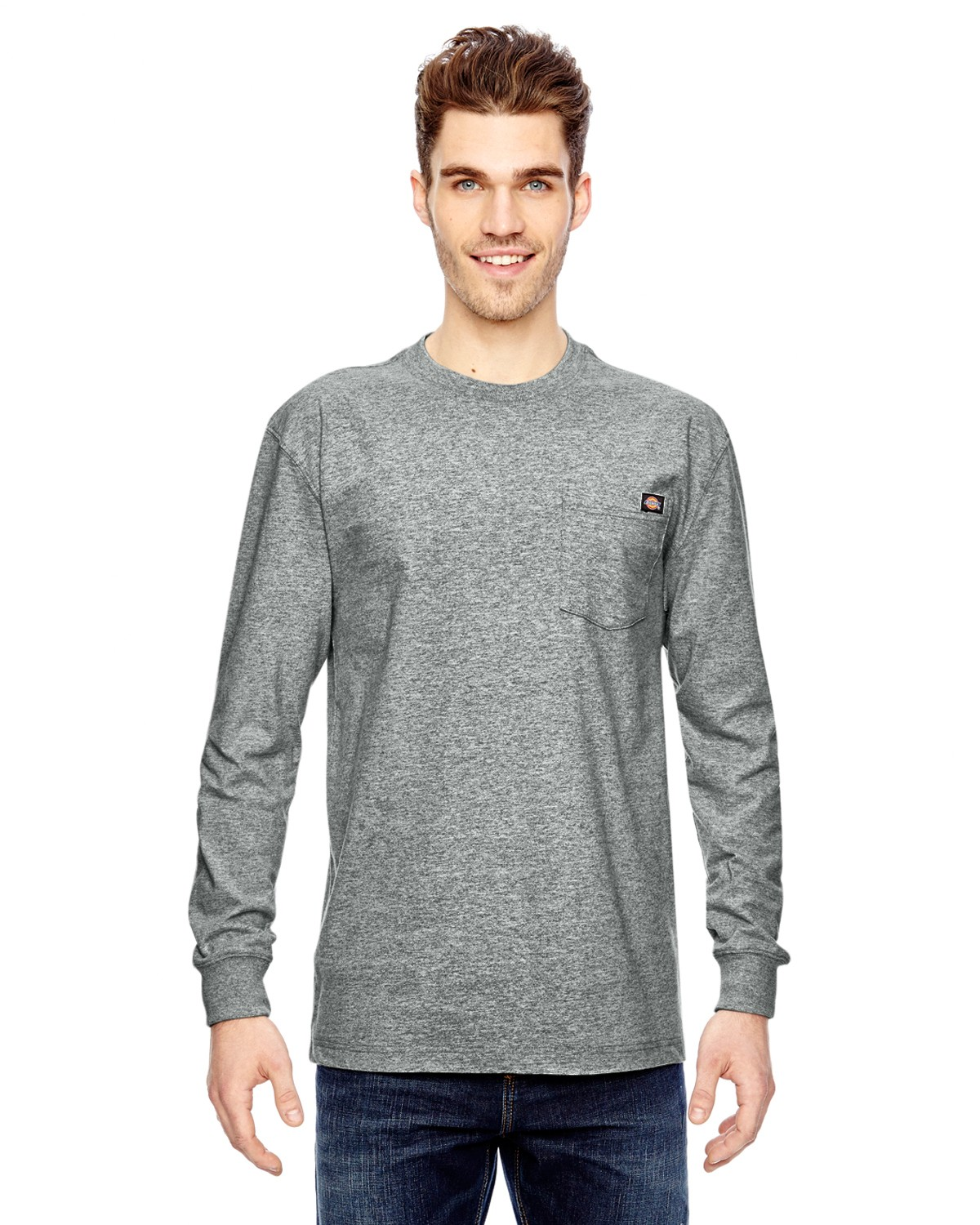 WL450 Dickies HEATHER GREY