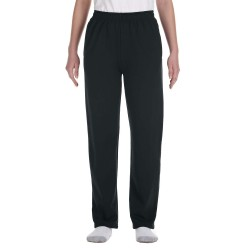 Jerzees 974Y Youth 8 oz. NuBlend Open-Bottom Fleece Sweatpants