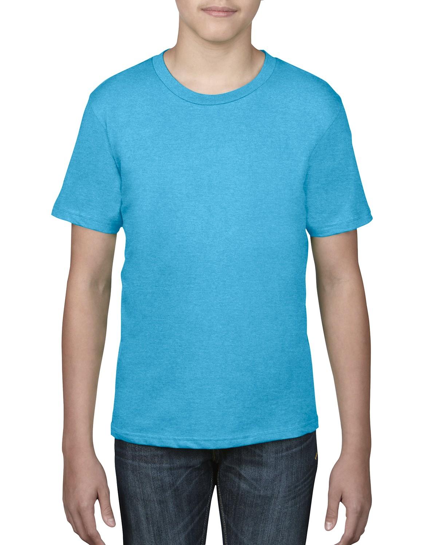 990B Anvil HTHR CARIB BLUE