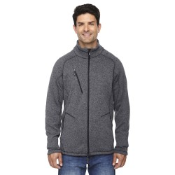 North End 88669 Men's Peak Sweater Fleece Jacket