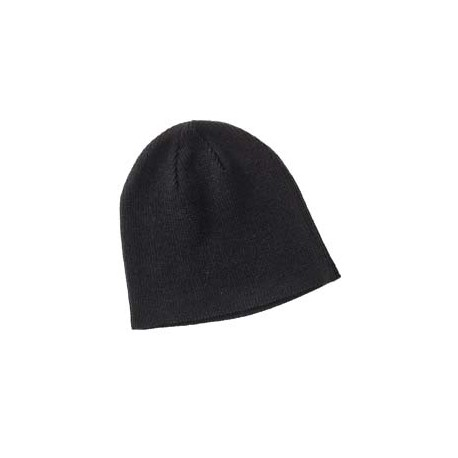 BX026 Big Accessories BX026 Knit Beanie BLACK