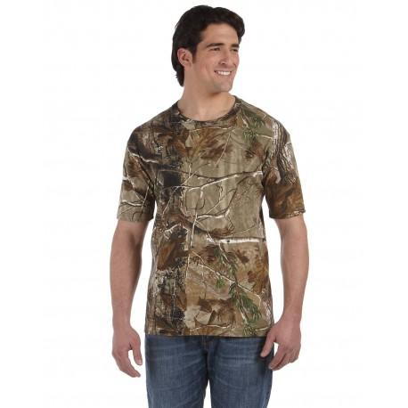 3980 Code Five 3980 Men's Realtree Camo T-Shirt AP