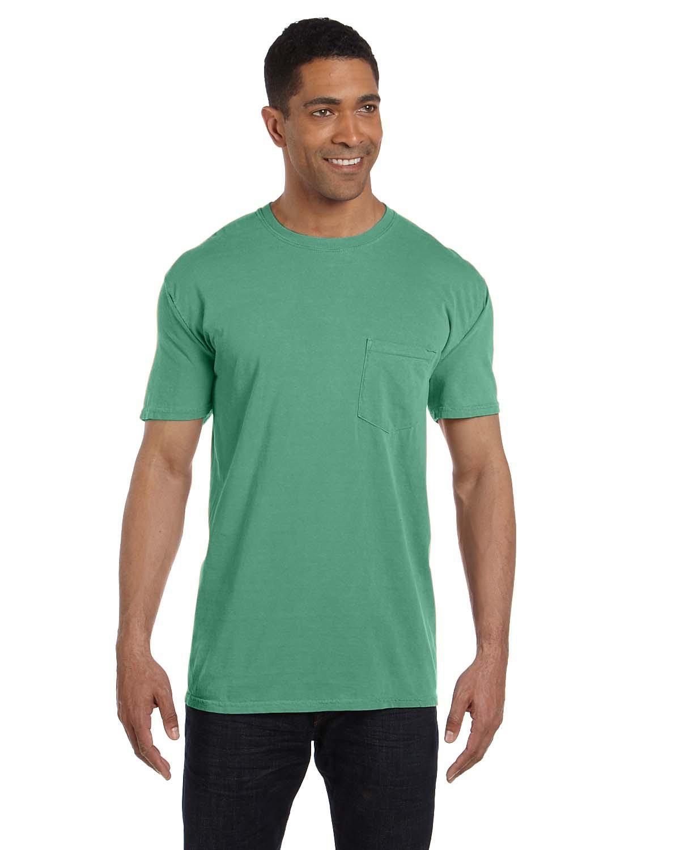 6030CC Comfort Colors ISLAND GREEN