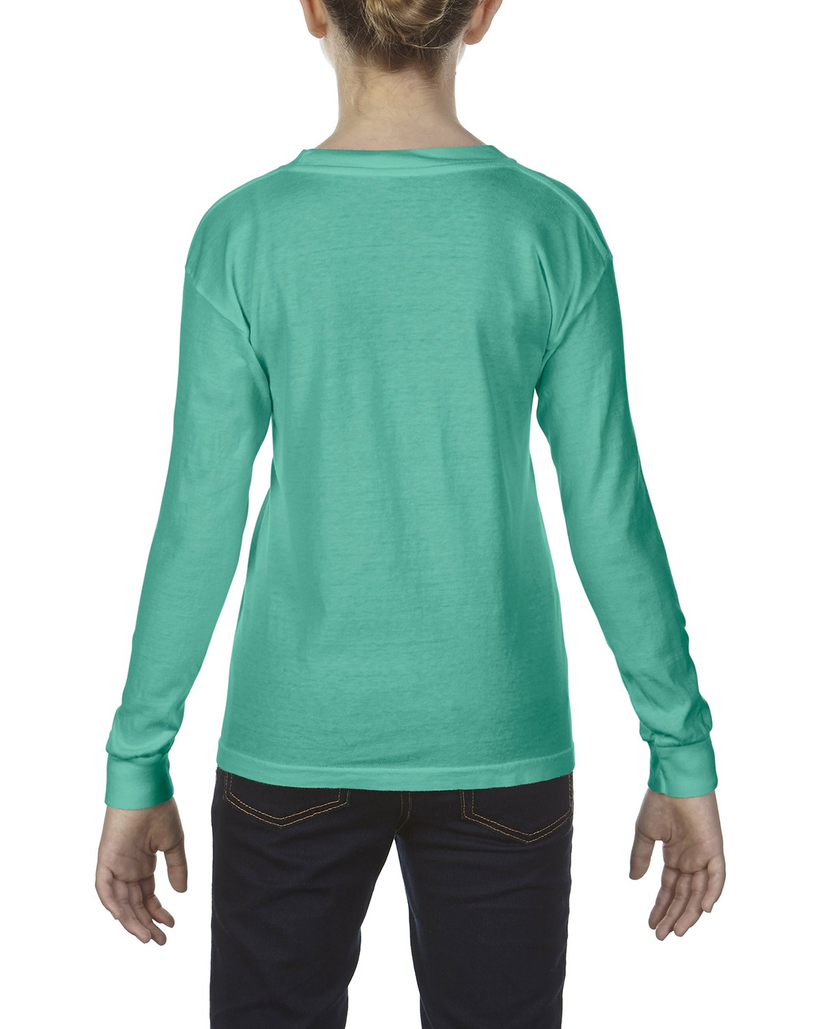 C3483 Comfort Colors Drop Ship ISLAND GREEN
