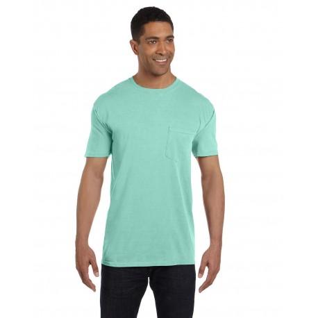 6030CC Comfort Colors 6030CC Adult Heavyweight RS Pocket T-Shirt ISLAND REEF