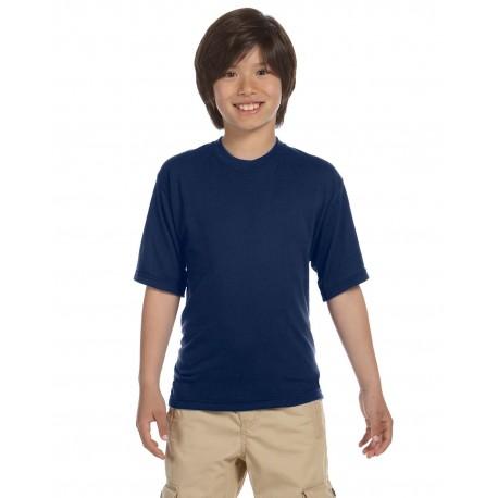 21B Jerzees 21B Youth 5.3 oz. DRI-POWER SPORT T-Shirt J NAVY