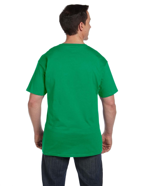 5190P Hanes KELLY GREEN