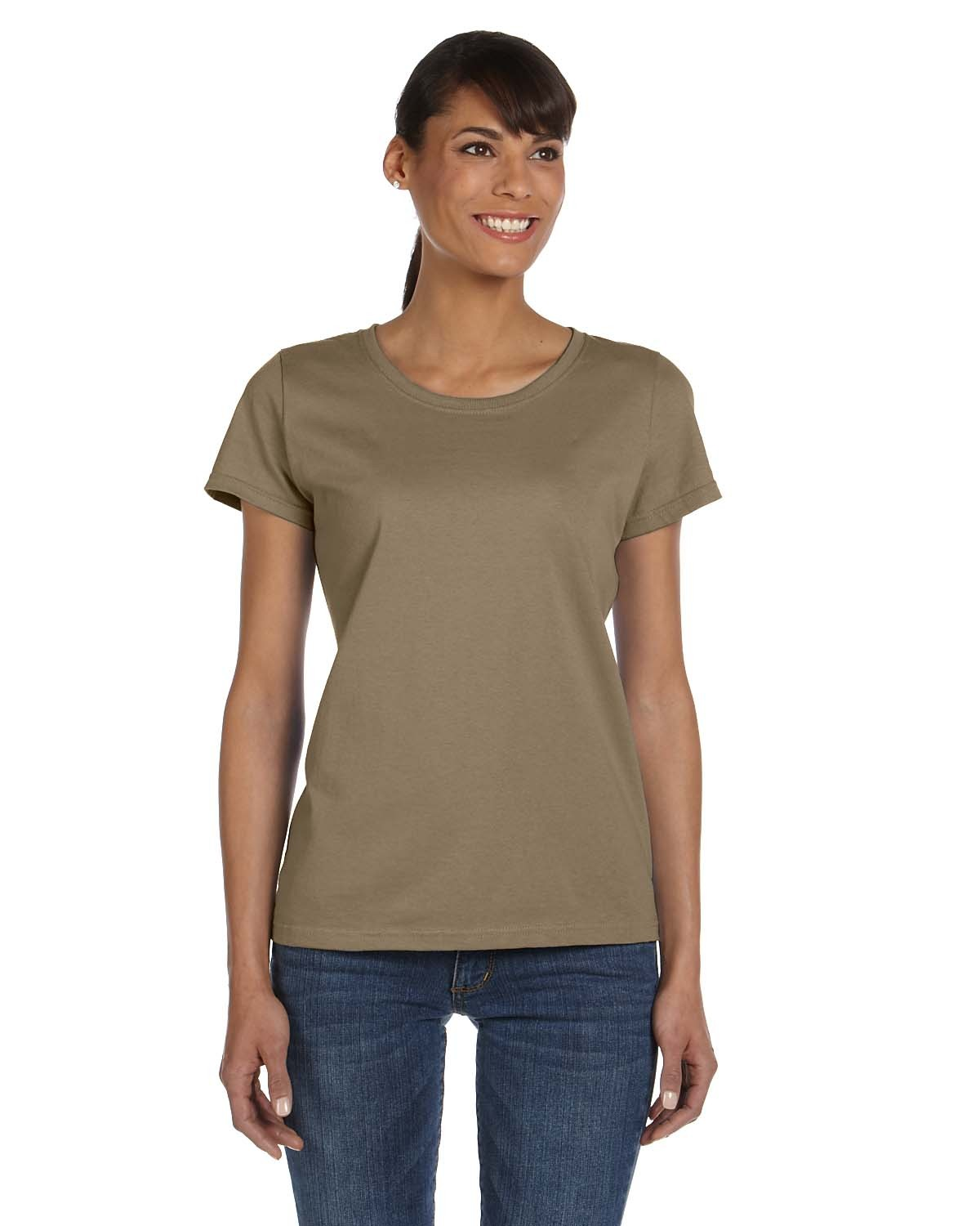 L3930R Fruit of the Loom KHAKI
