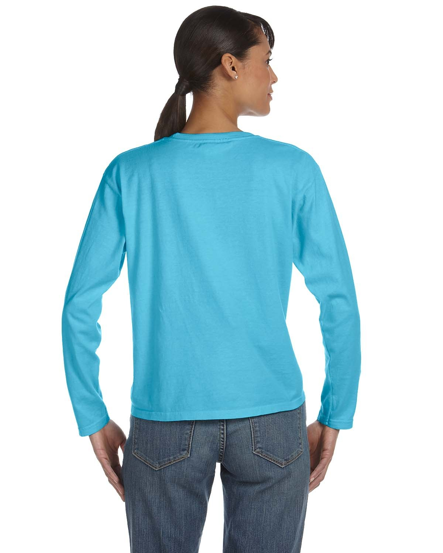 C3014 Comfort Colors LAGOON BLUE