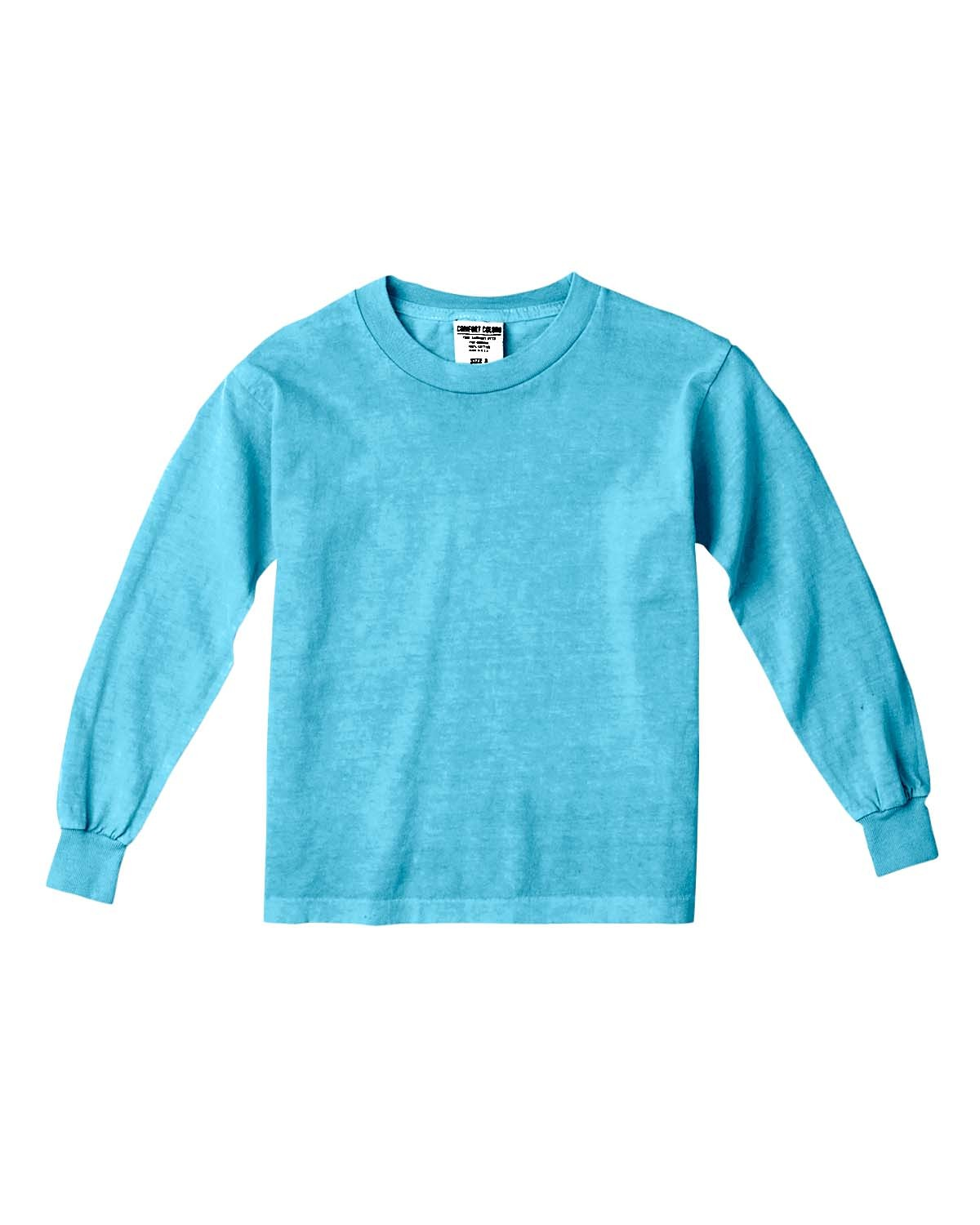 C3483 Comfort Colors Drop Ship LAGOON BLUE