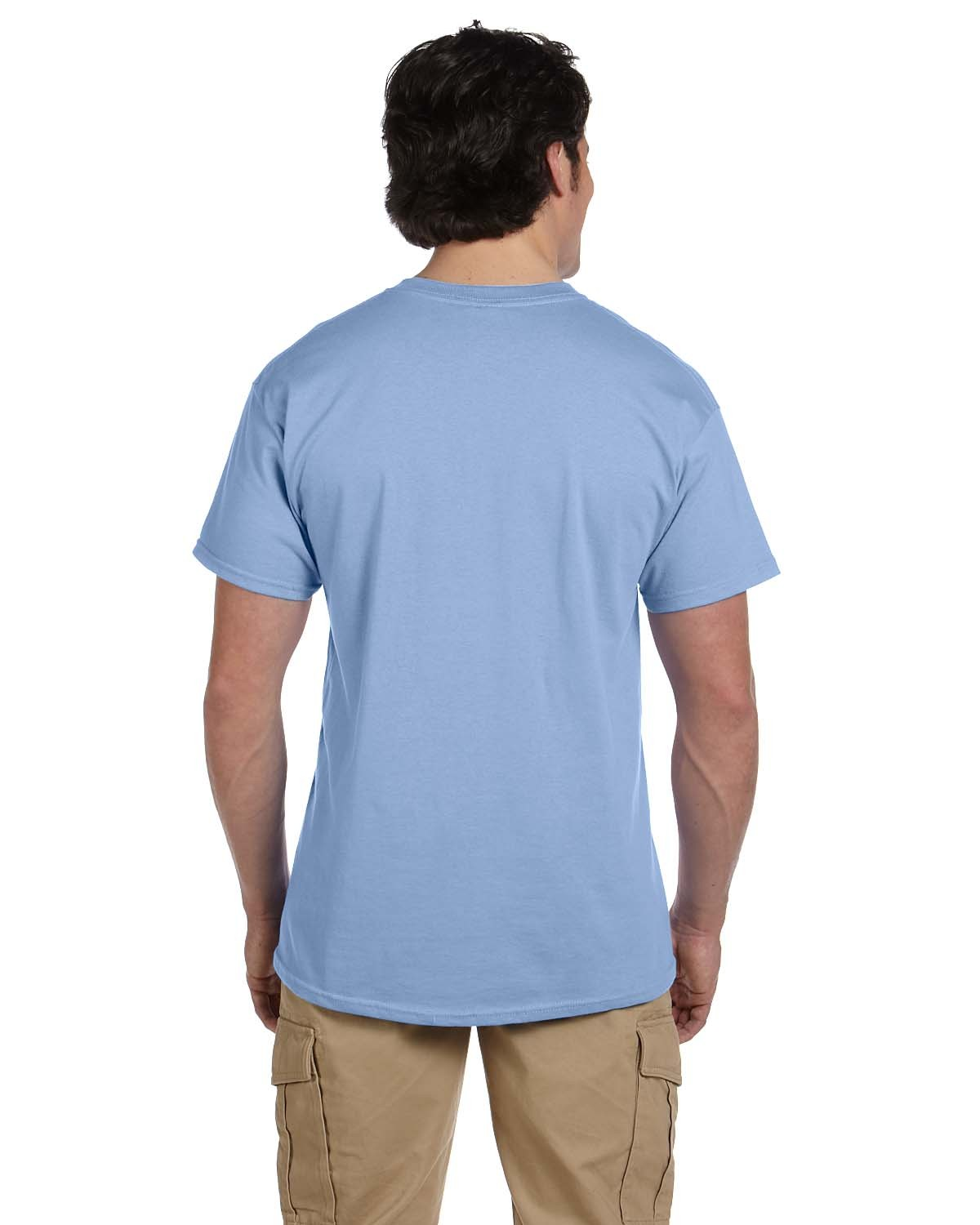 5170 Hanes LIGHT BLUE