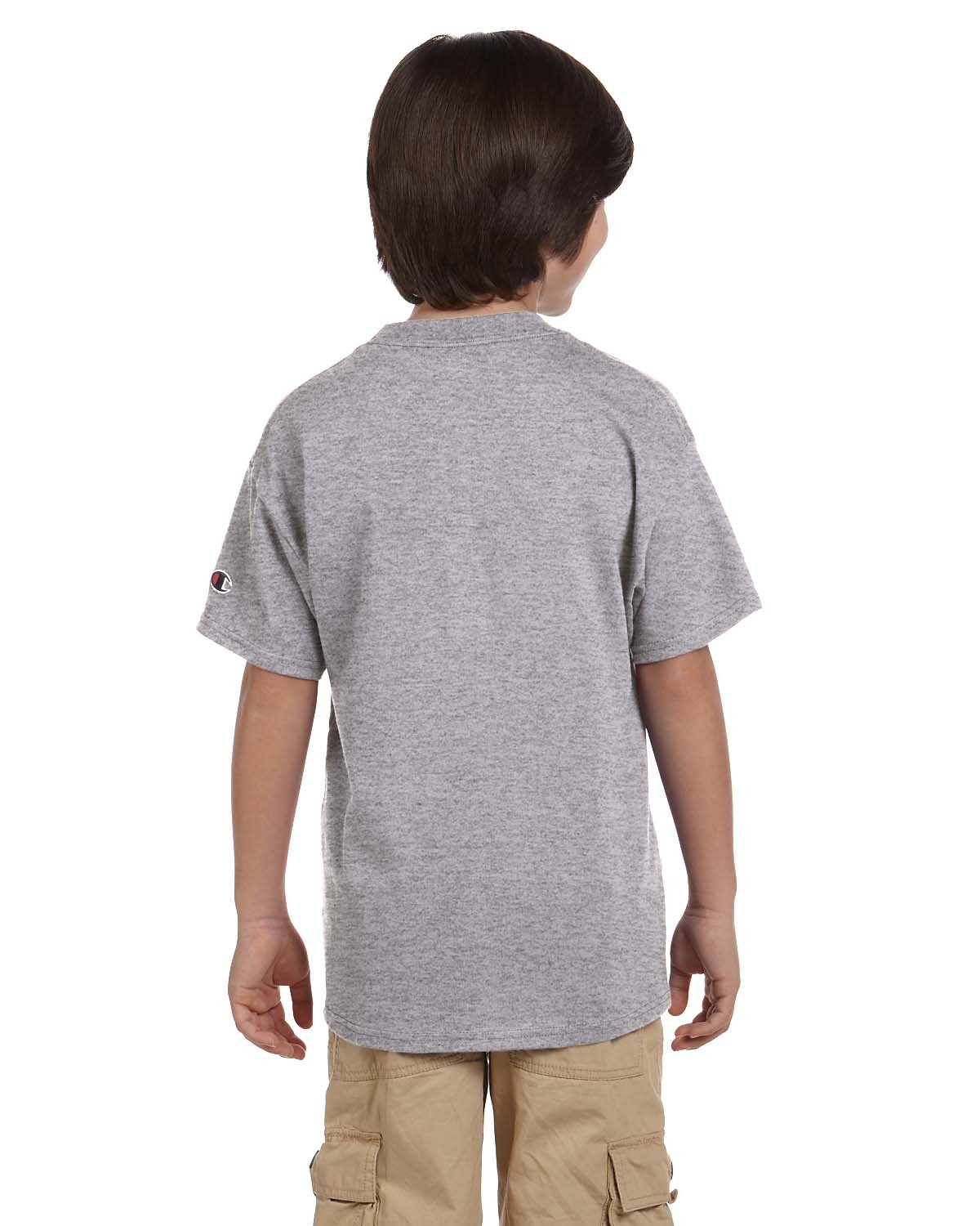 8654f02c Champion T435 Youth 6.1 oz. Short-Sleeve T-Shirt. Clearance T435_00 View  larger. Previous. T435_51 ...